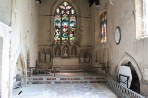 Chancel pictures