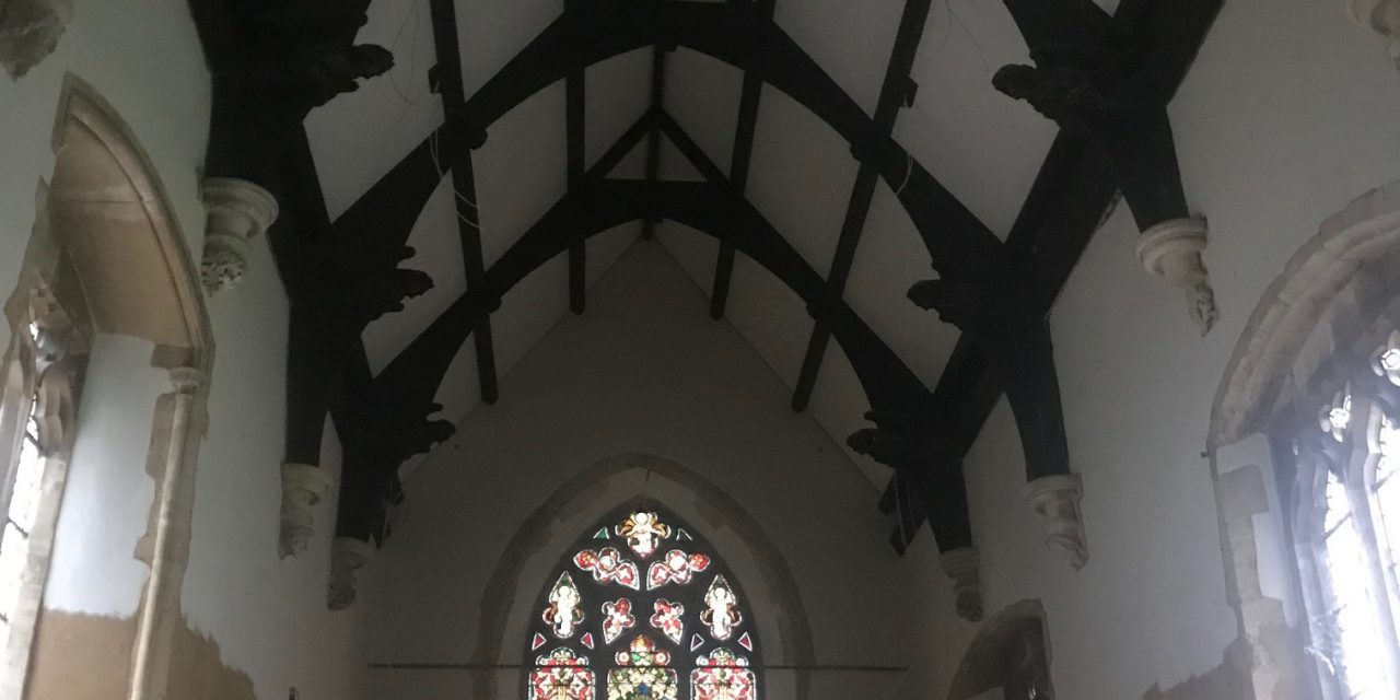 Latest chancel update