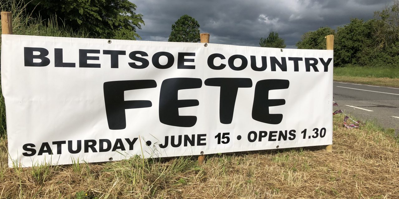 Bletsoe Country Fete & Dog Show