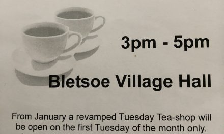 First Tuesday Teashop
